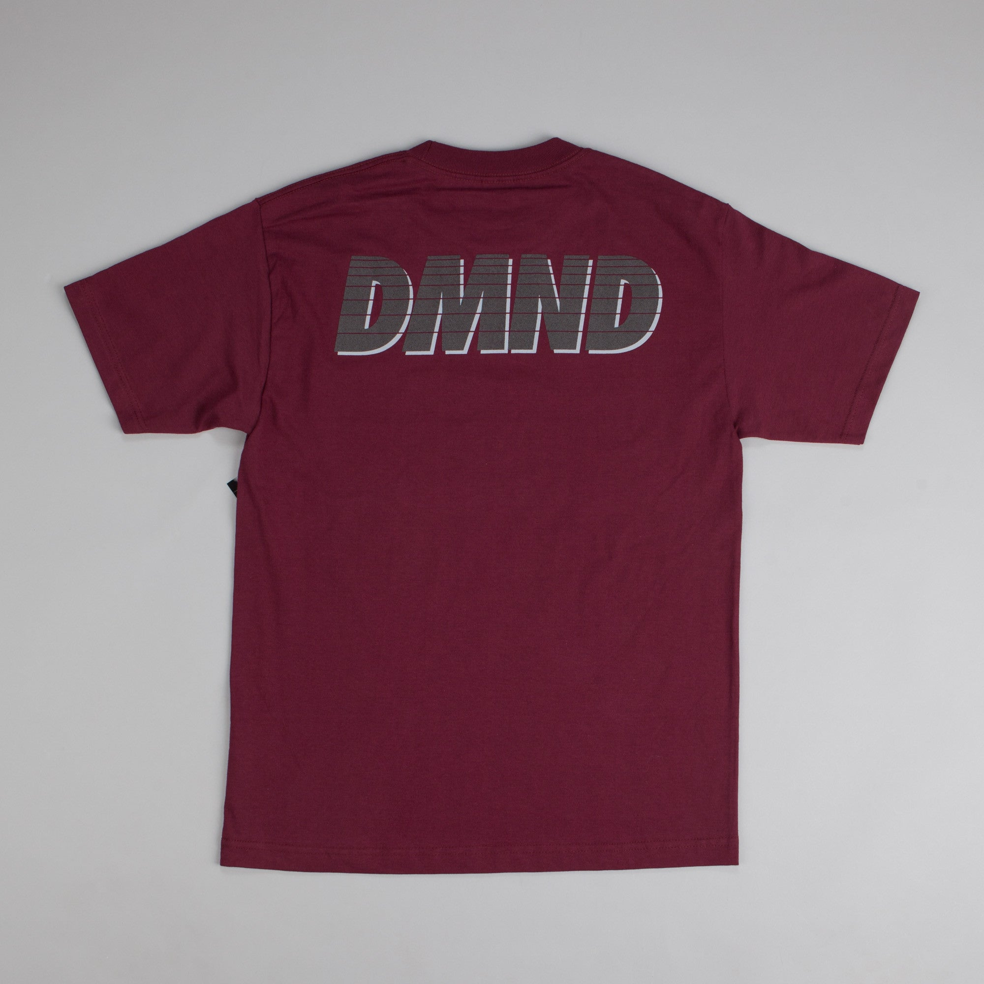 Diamond Glory T Shirt Burgundy