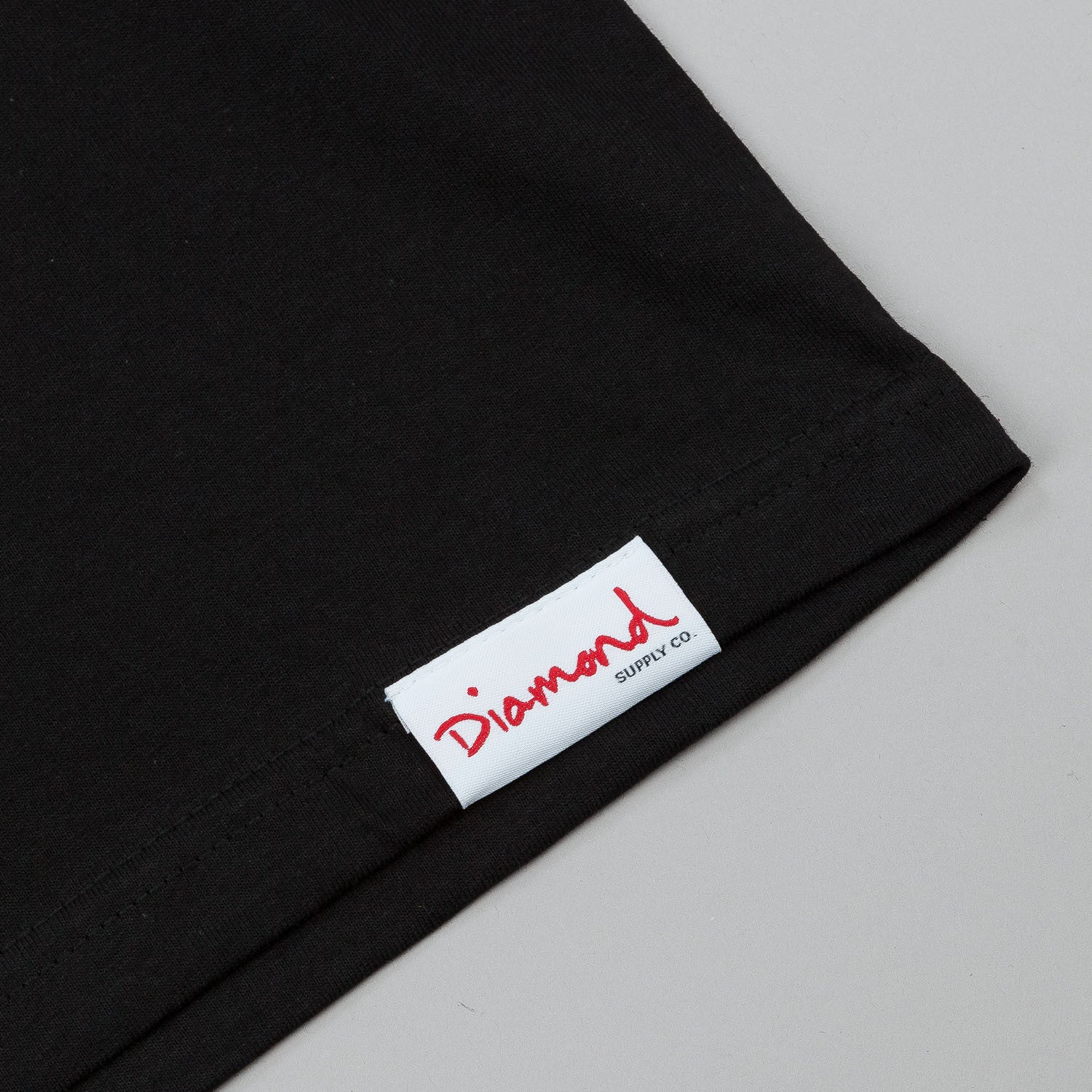 Diamond Hardware T-Shirt Black