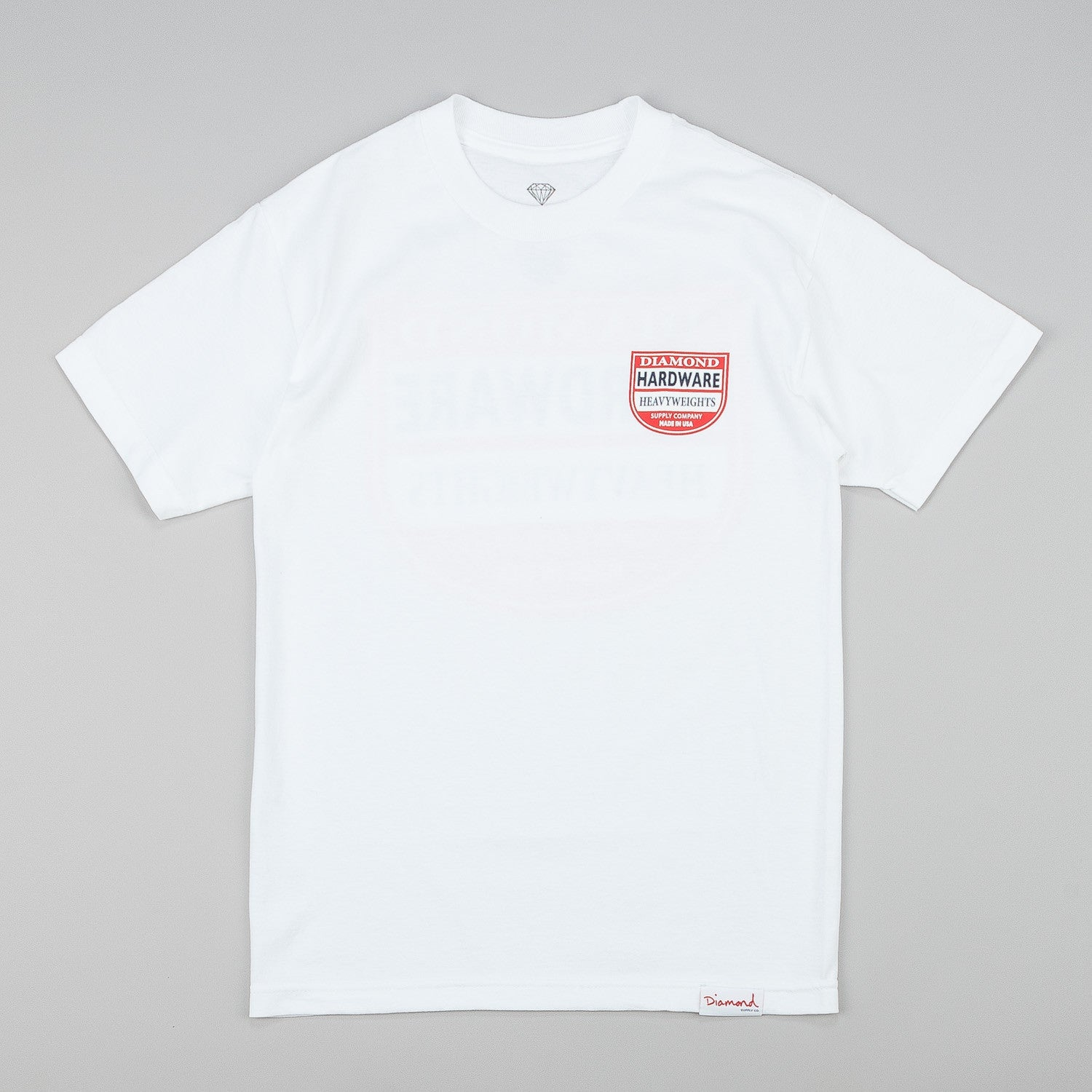 Diamond Hardware T-Shirt White