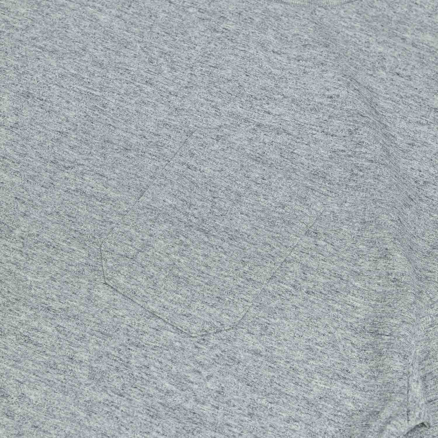 Diamond Hookie Pocket T-Shirt - Heather Grey