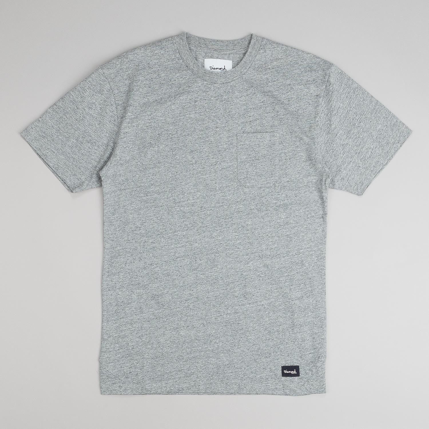 Diamond Hookie Pocket T-Shirt