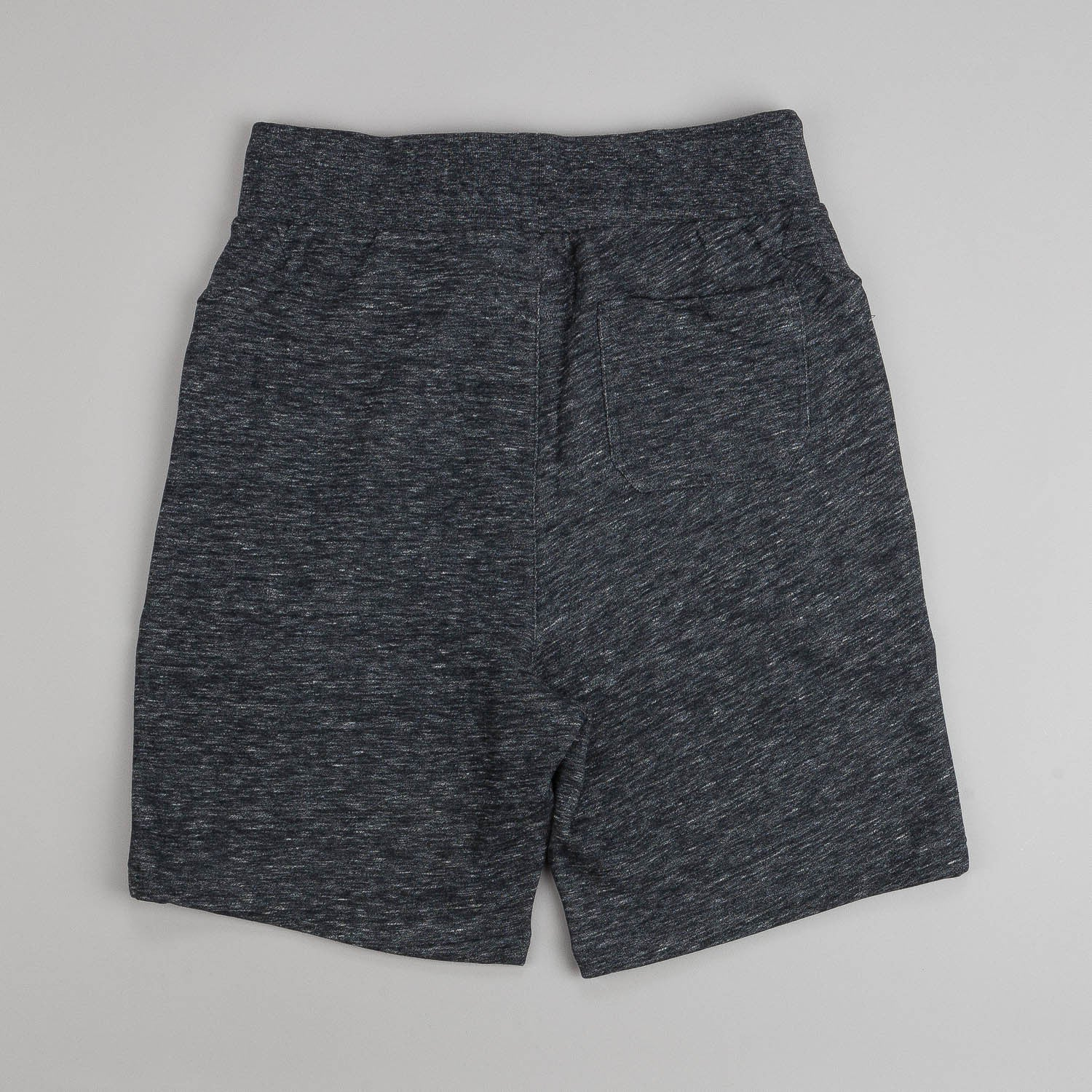 Diamond Hookie Sweatshorts - Heather Black