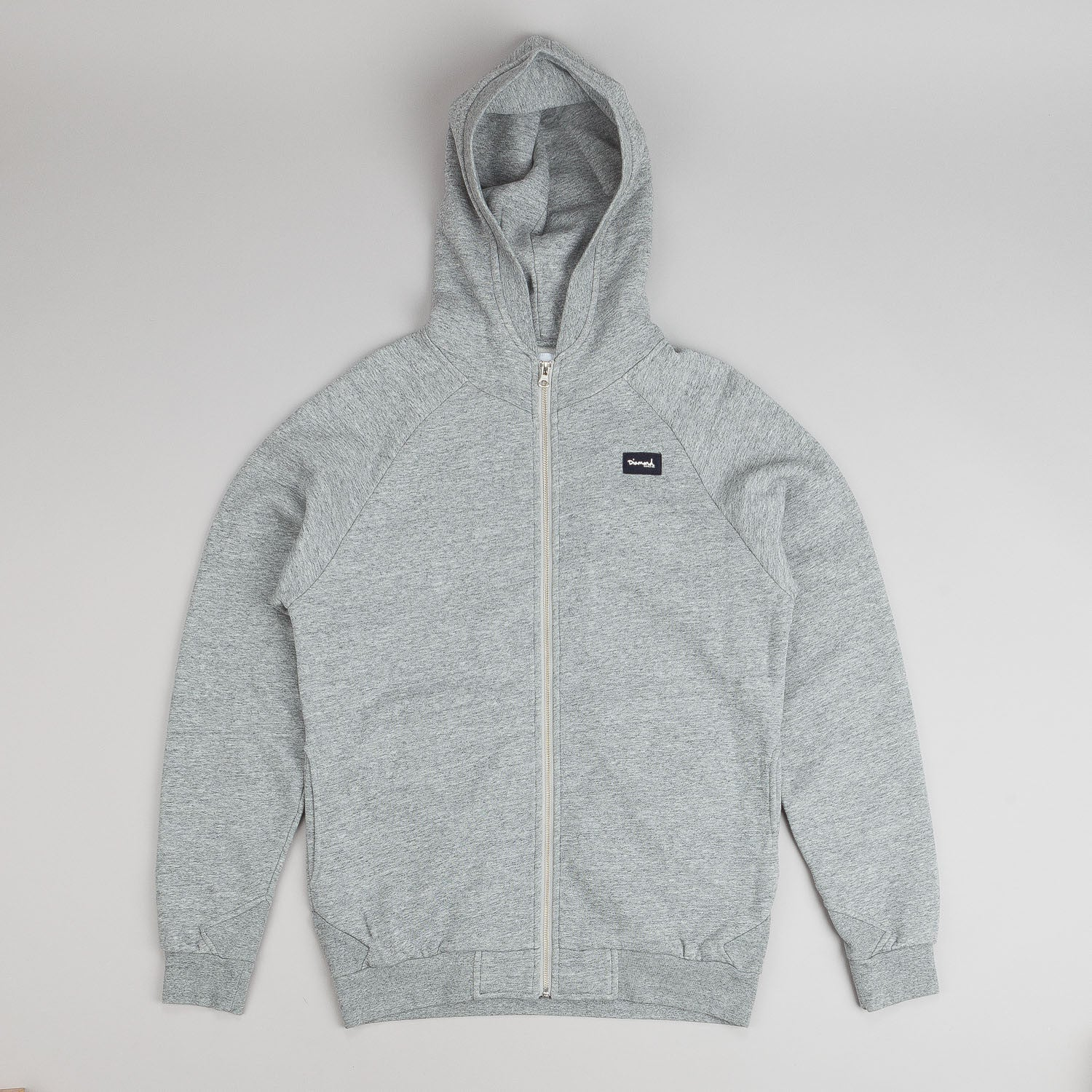 Diamond Hookie Zip Hooded Sweatshirt