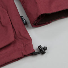 Diamond Miner Jacket Burgundy