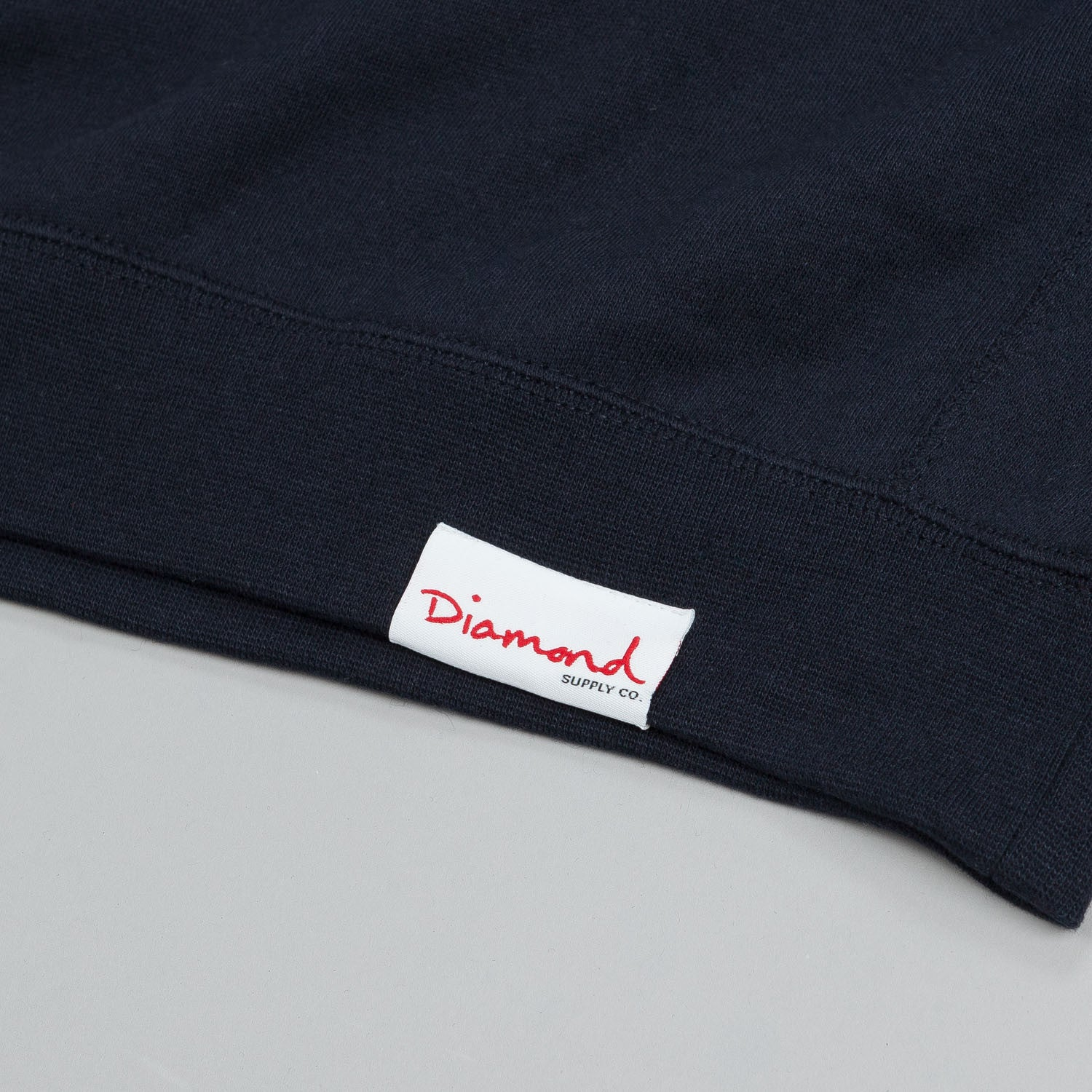 Diamond OG Brilliant Crew Neck Sweatshirt Navy