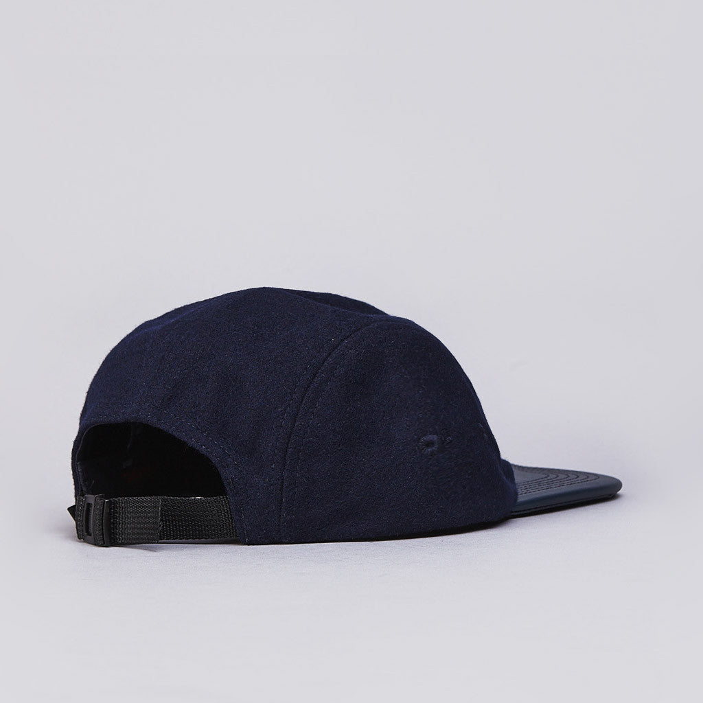Diamond OG Wool 5 Panel Cap Navy