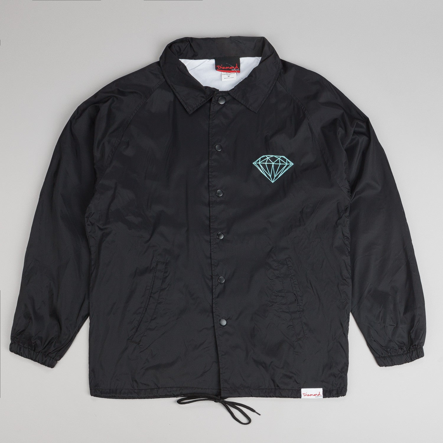 Diamond Parisian Coach Jacket