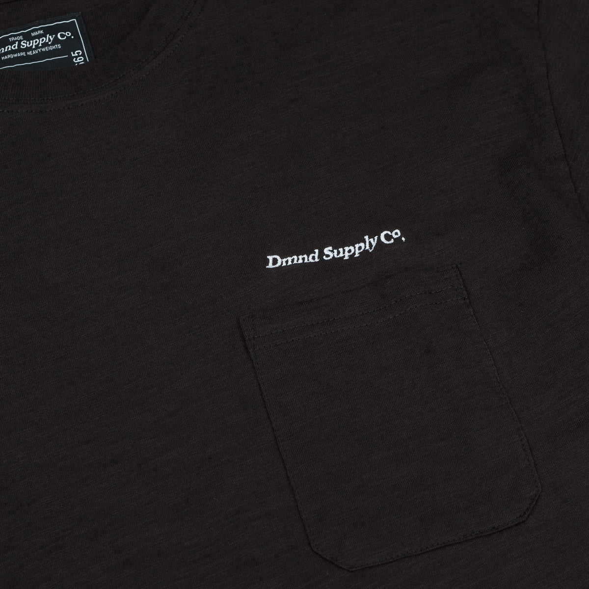 Diamond Recon Pocket T-Shirt - Black