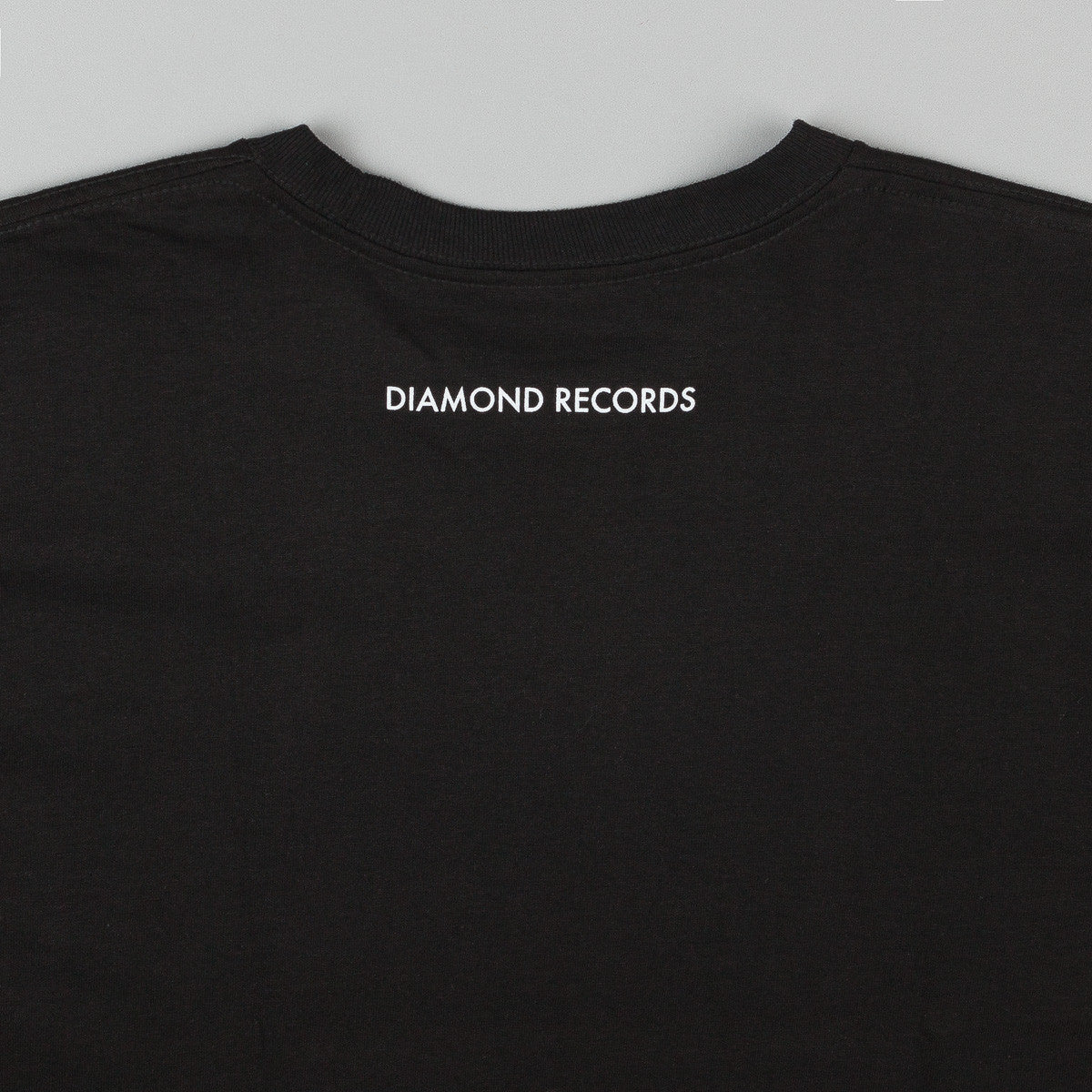 Diamond Records T-Shirt - Black