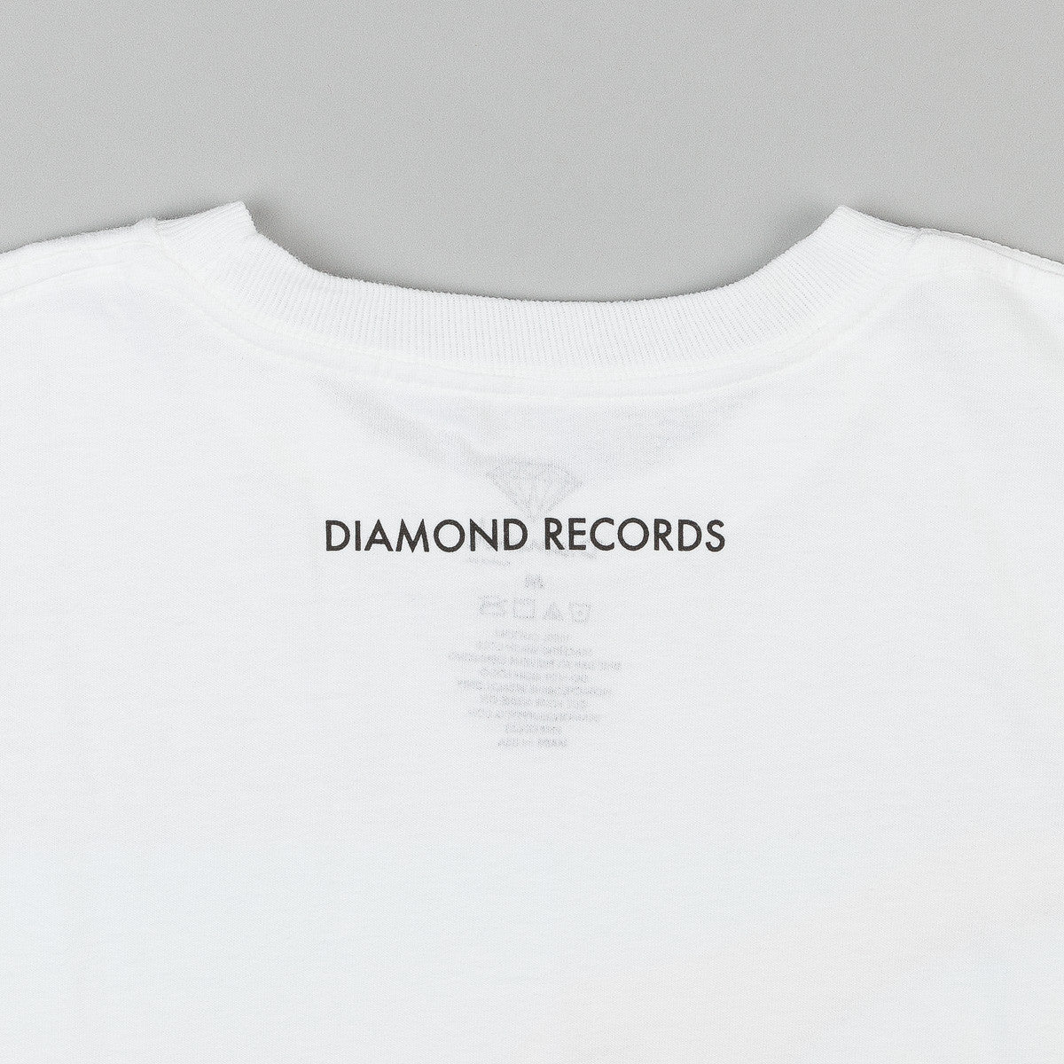 Diamond Records T-Shirt - White