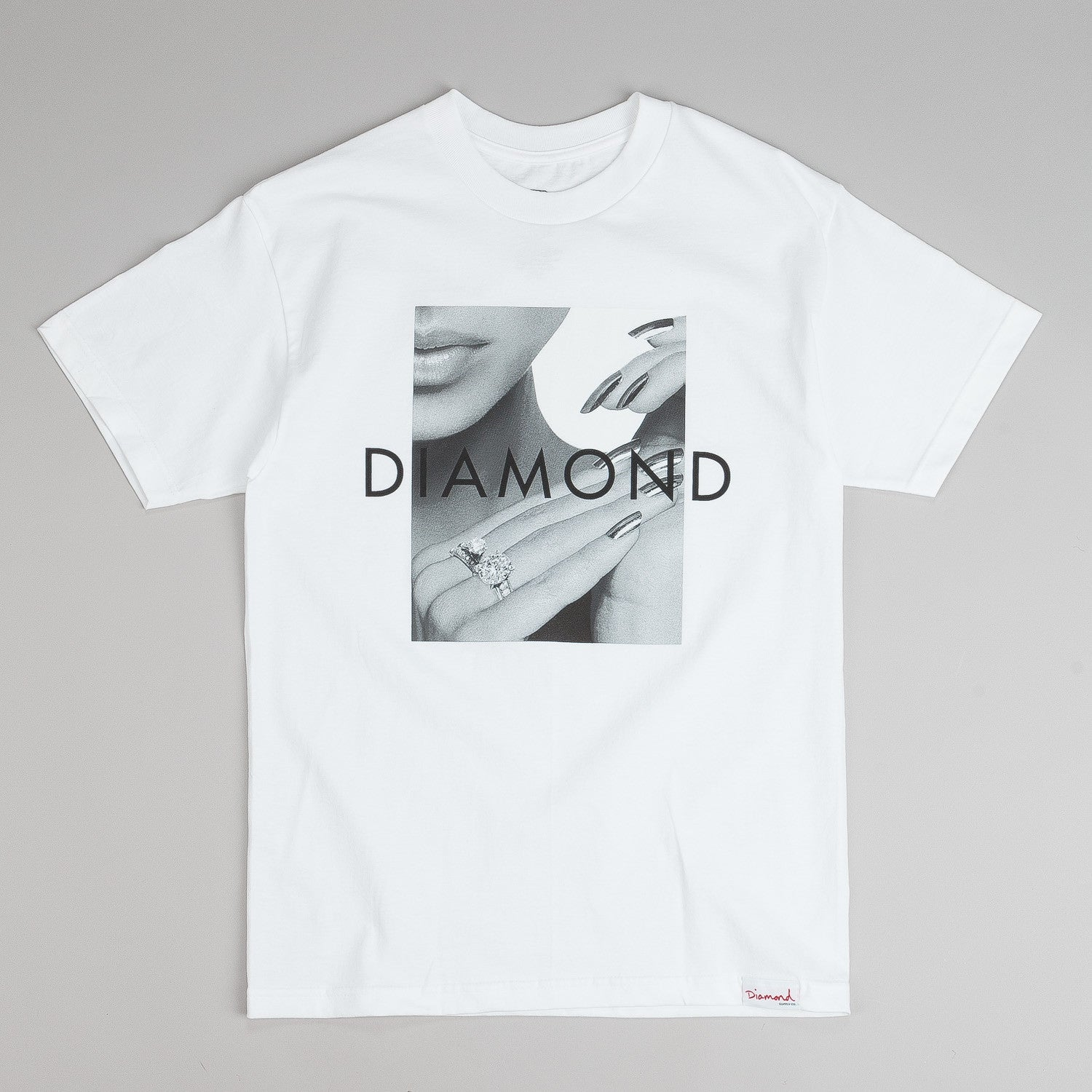 Diamond Ring Girl T-Shirt