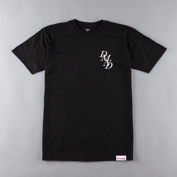 Diamond Serif Chest T-Shirt