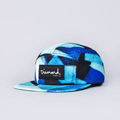 Diamond VVS Simplicity 5 Panel Camp Cap