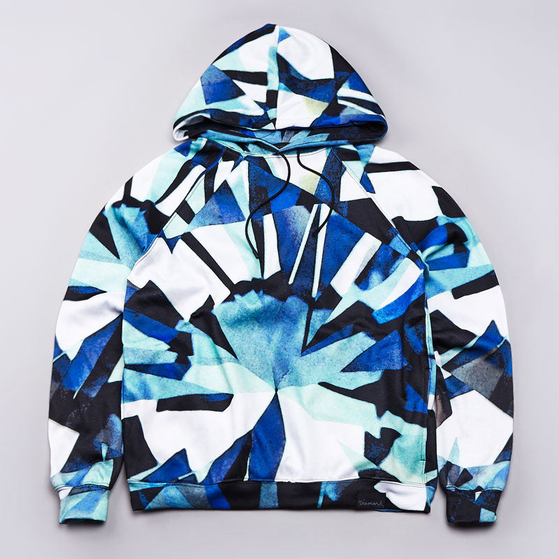 Diamond VVS Simplicity Hooded Sweatshirt