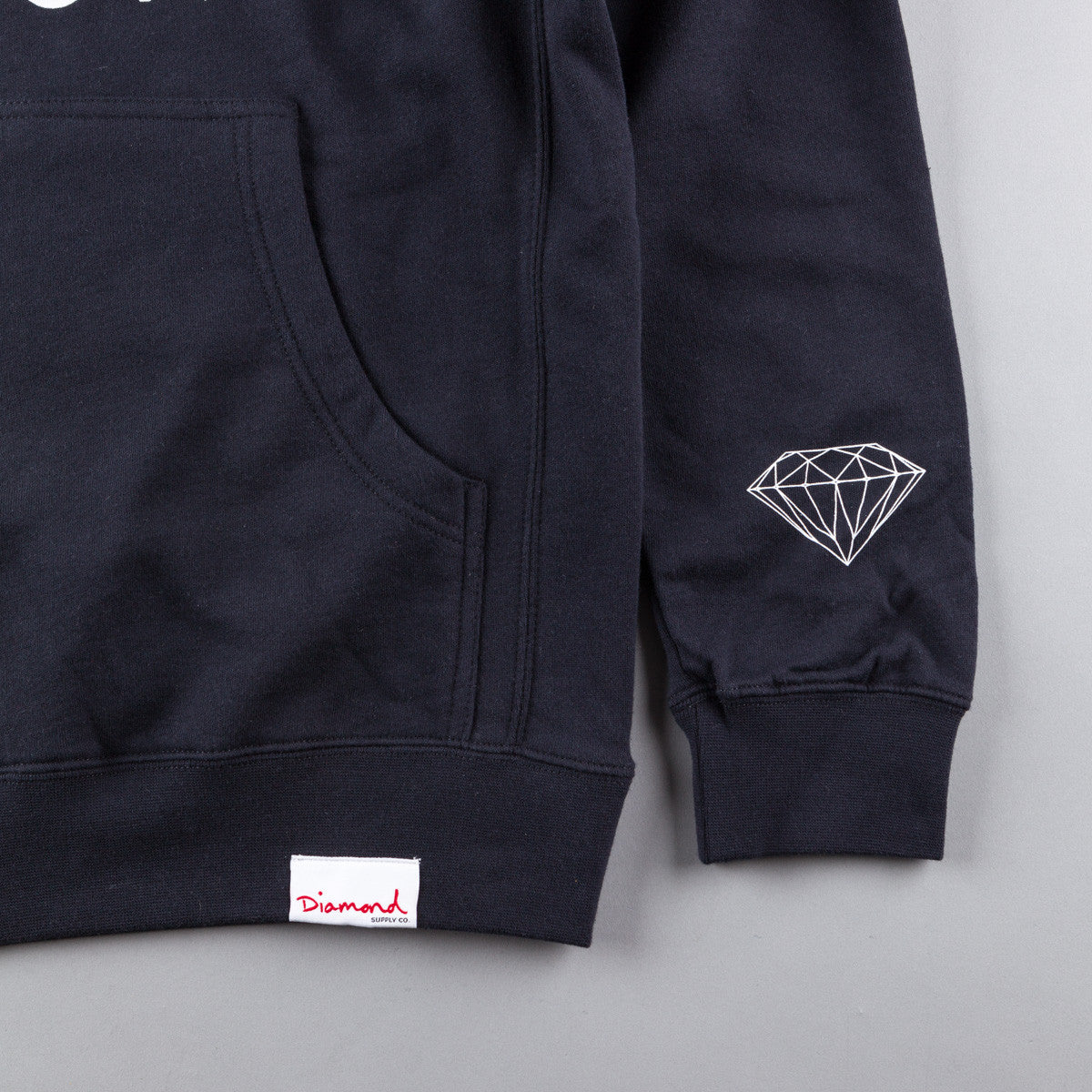 Diamond Skate Westwind Hooded Sweatshirt - Navy