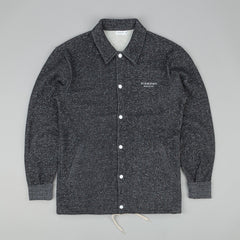Diamond Stone Cut Fleece Coach's Jacket