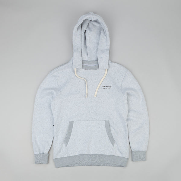 Diamond Stone Cut Hooded Sweatshirt