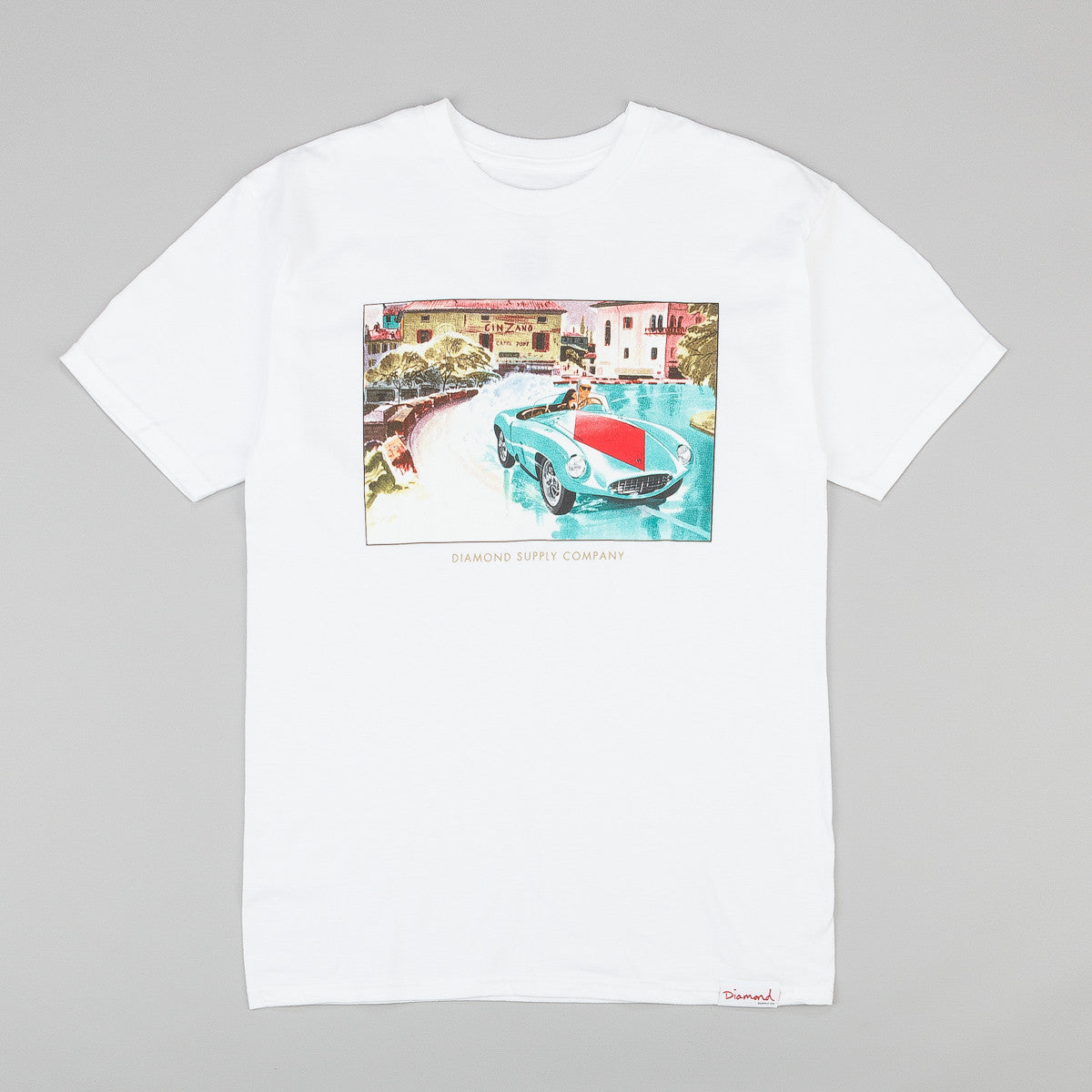 Diamond Street Race T-Shirt