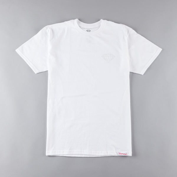 Diamond Tonal Chest Brilliant T-Shirt