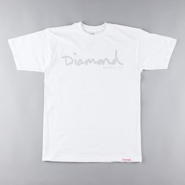 Diamond Tonal OG Script T-Shirt
