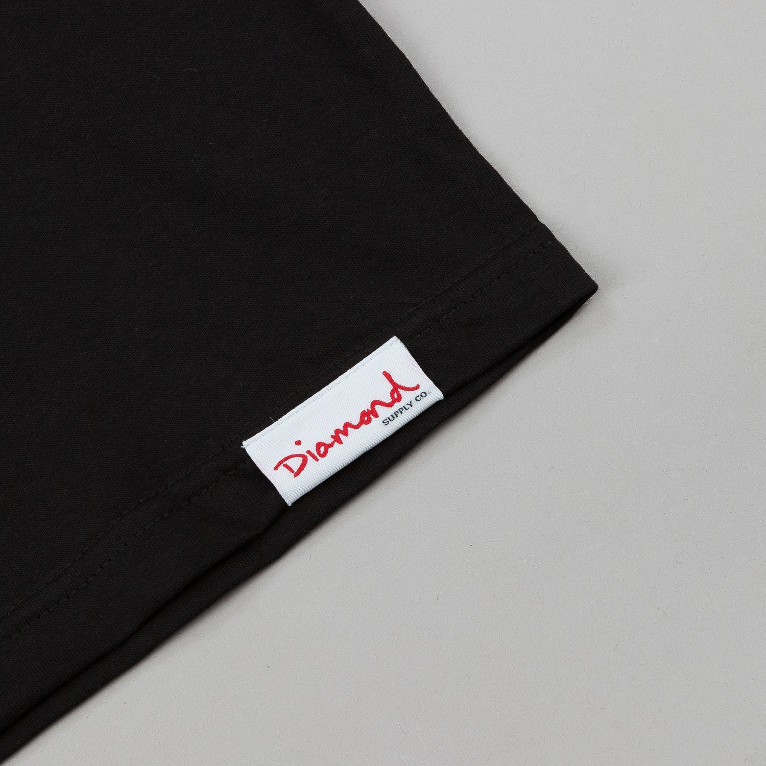 Diamond Trademark T-Shirt - Black