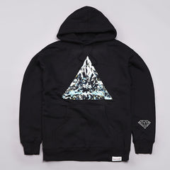 Diamond Trillian Hooded Sweatshirt Black