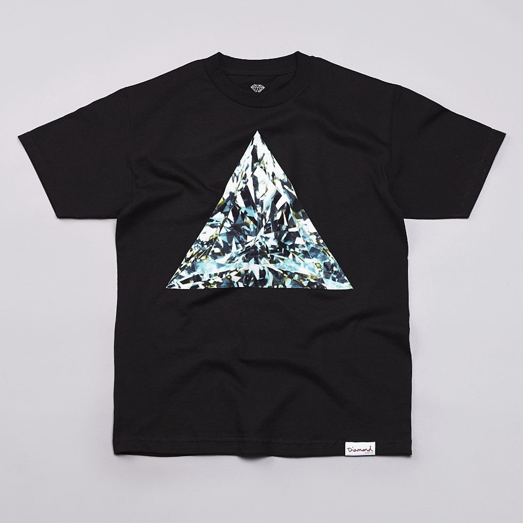 Diamond Trillian T Shirt Black