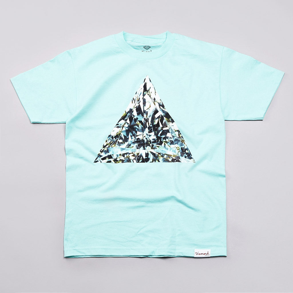 Diamond Trillian T Shirt Diamond Blue