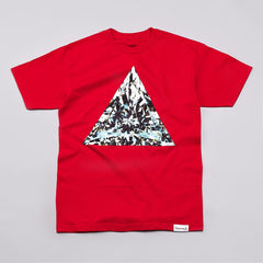 Diamond Trillian T Shirt Red