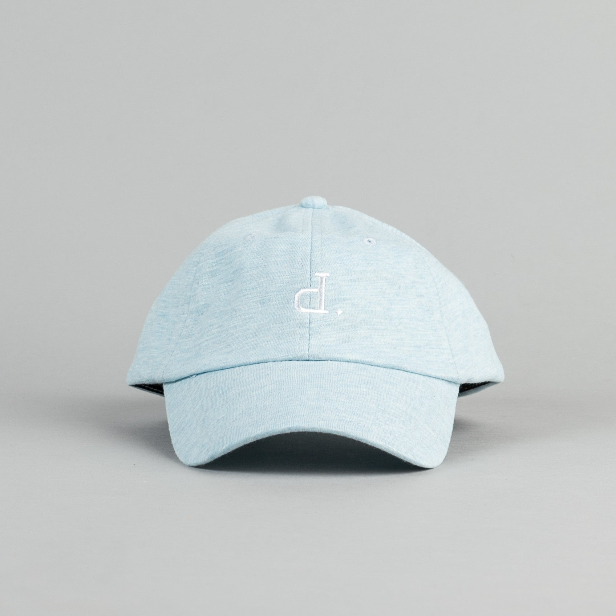 Diamond Un-Polo Sports Strapback Cap - Heather Blue