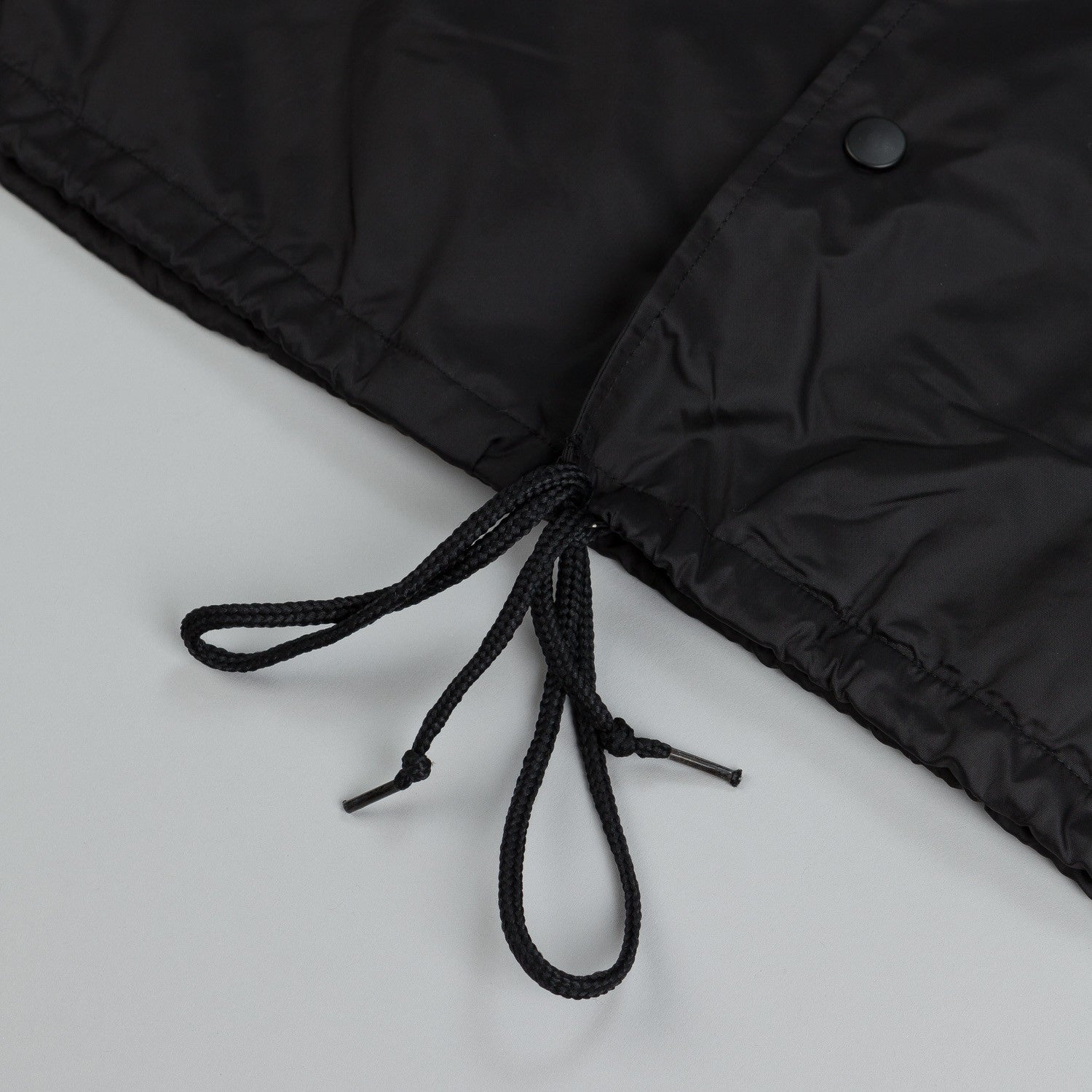Diamond USA Coach Jacket Black