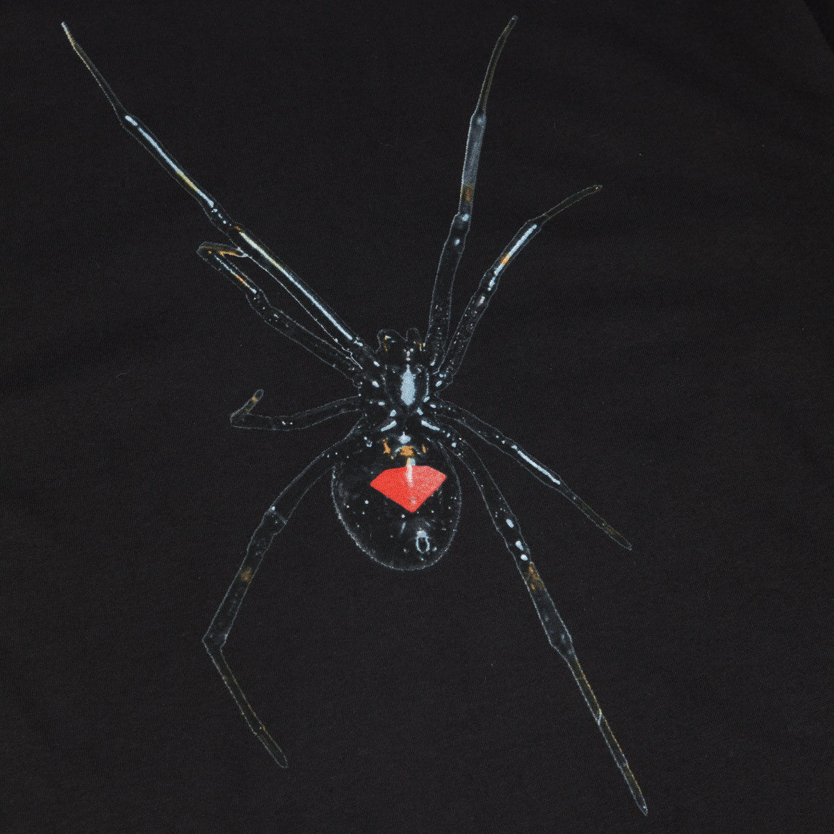 Diamond Widow T-Shirt - Black