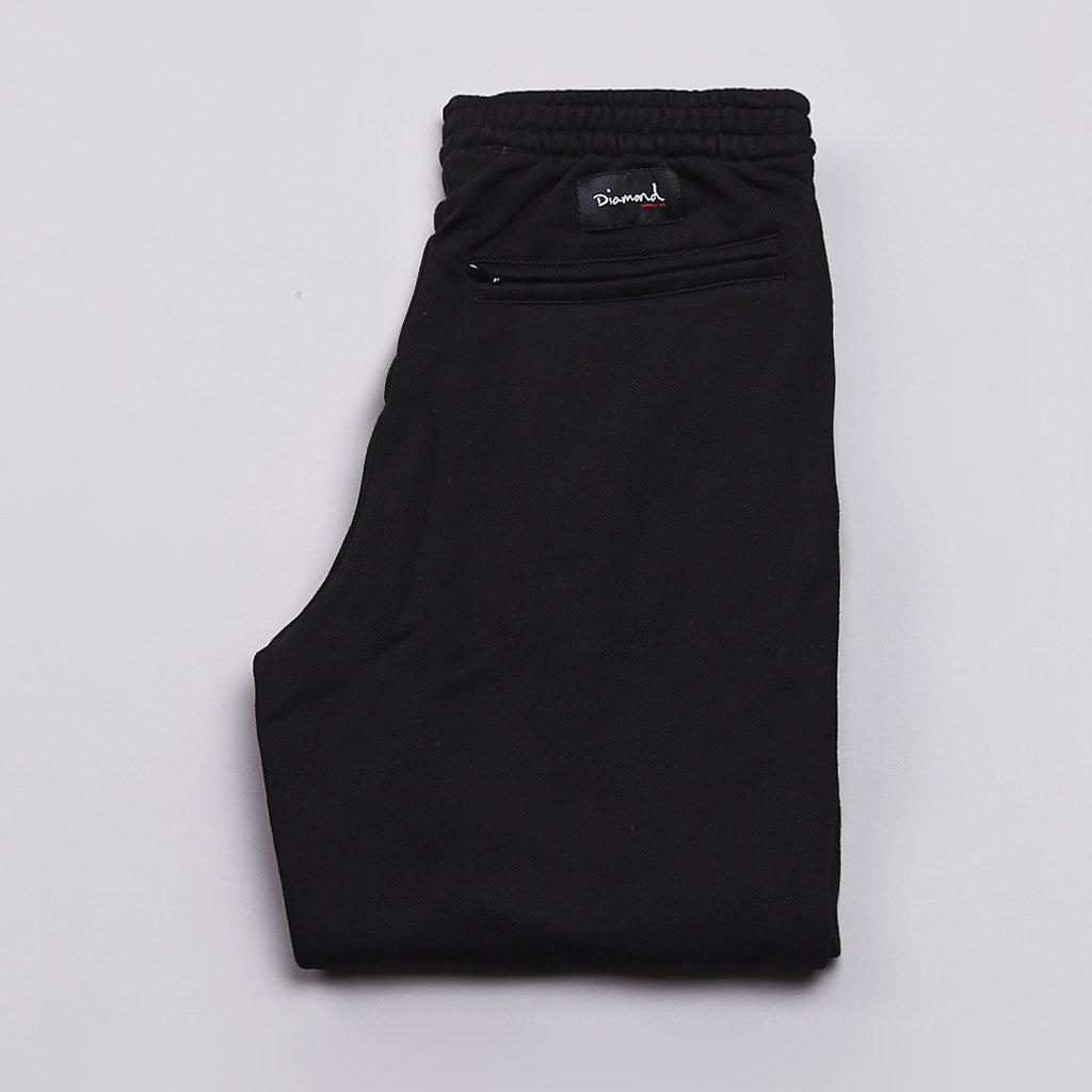 Diamond DL-SF Sweatpants Black