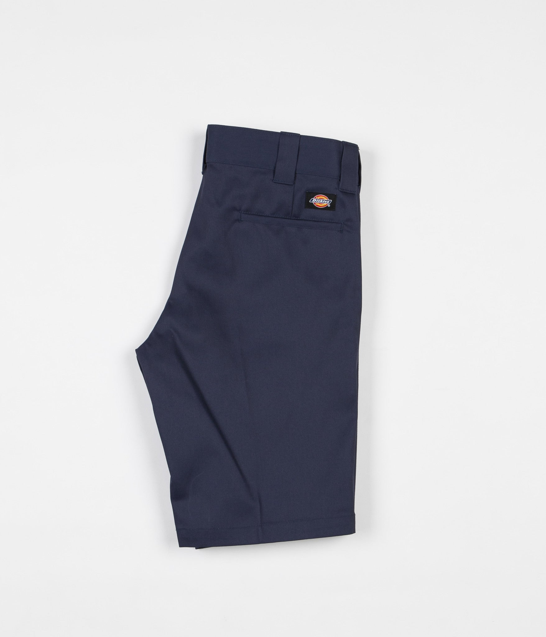 Dickies 273 Slim Fit Work Shorts - Navy Blue
