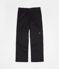 Dickies 283 Double Knee Work Trousers - Black