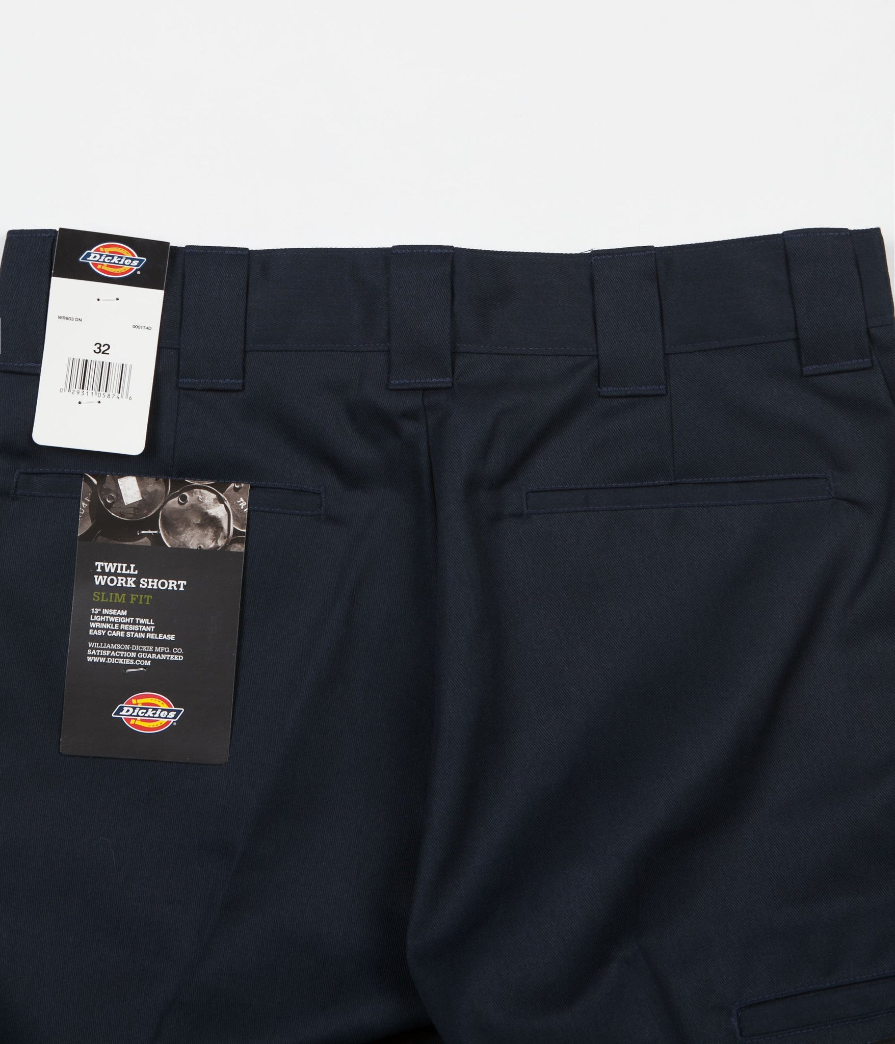 "Dickies 803 Slim 13"" Shorts - Dark Navy"