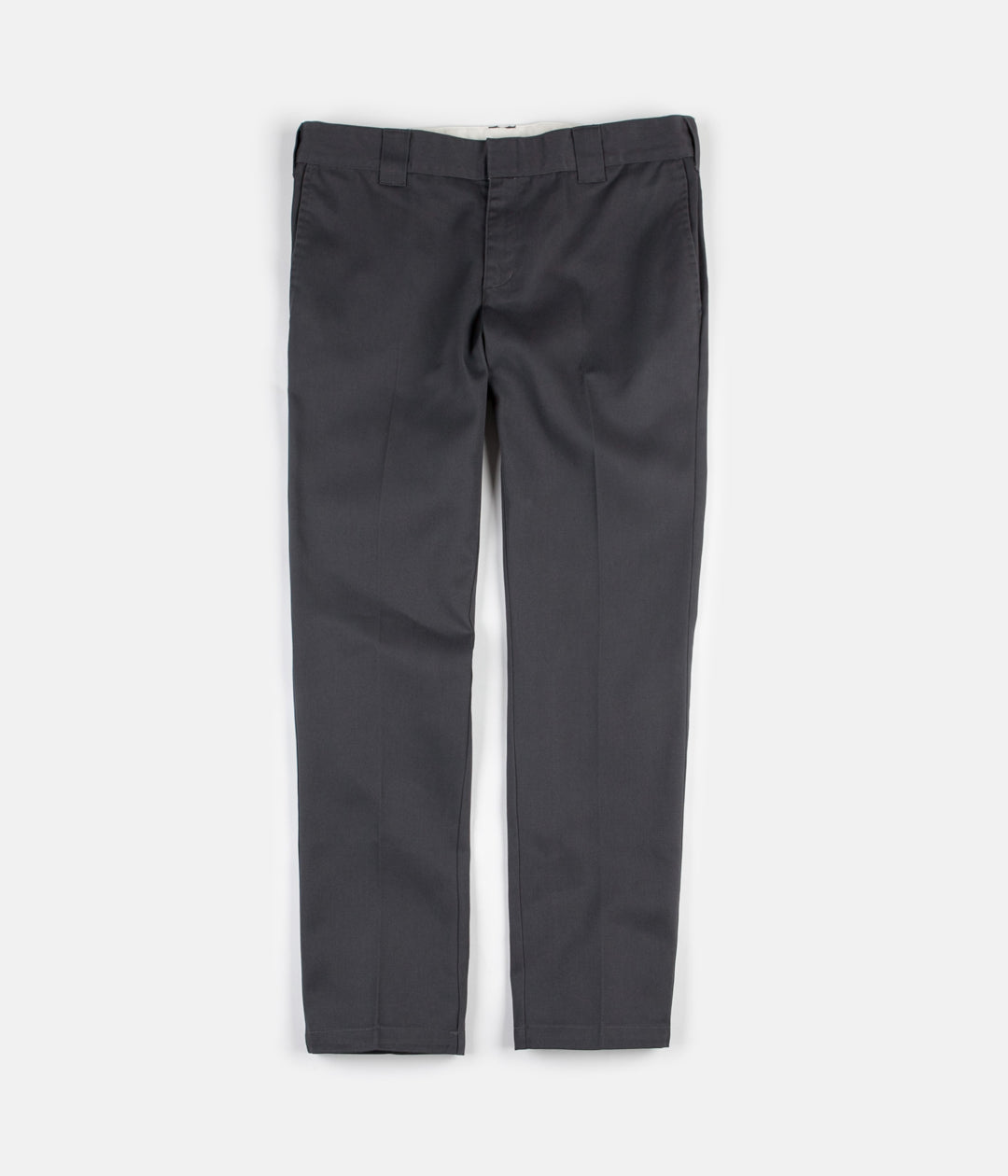 Dickies 872 Slim Work Trousers - Charcoal Grey