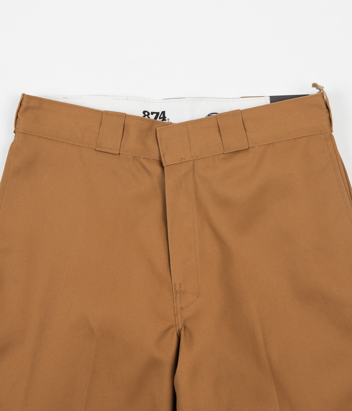 Dickies Original 874 Work Trousers - Brown Duck