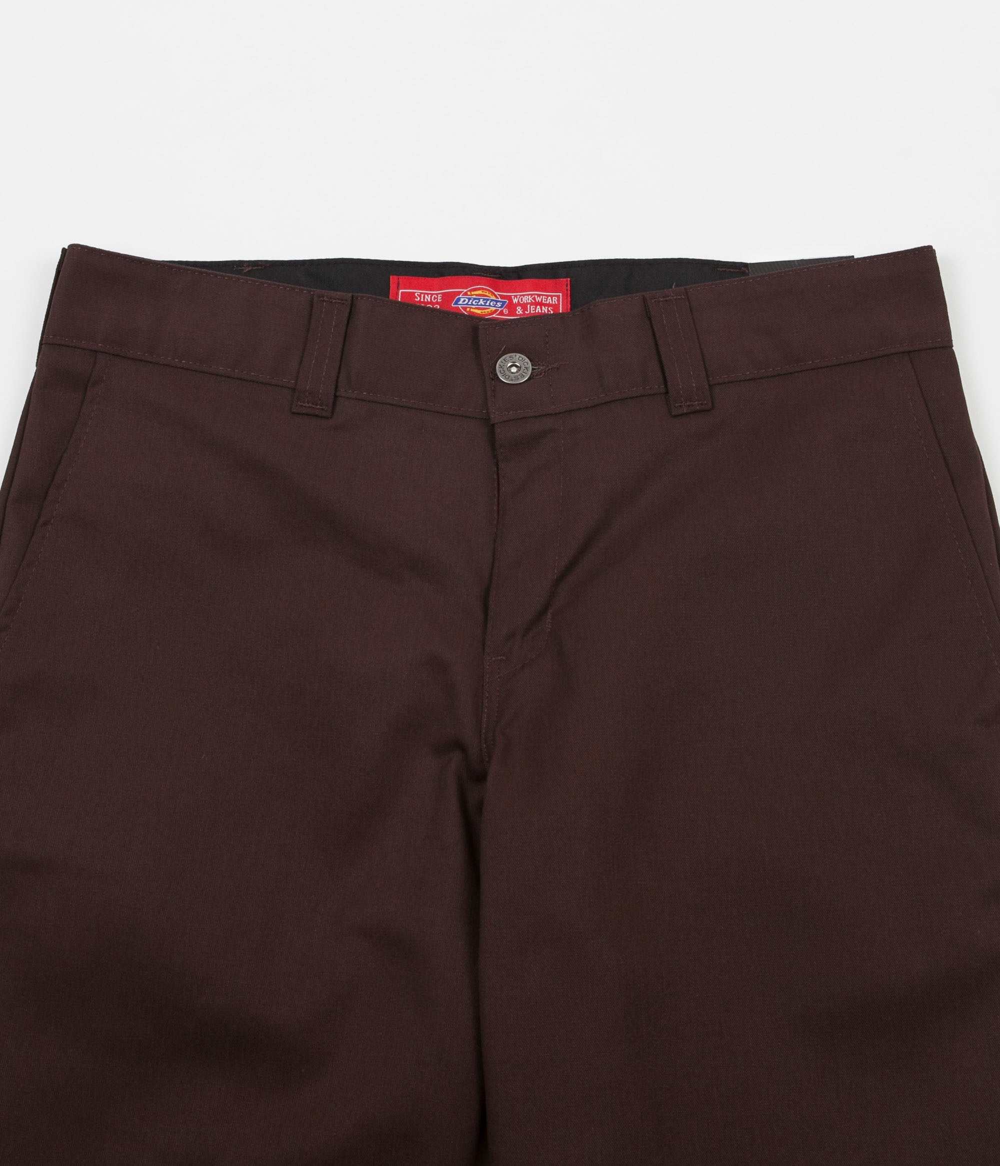 Dickies 894 Industrial Work Short - Chocolate Brown