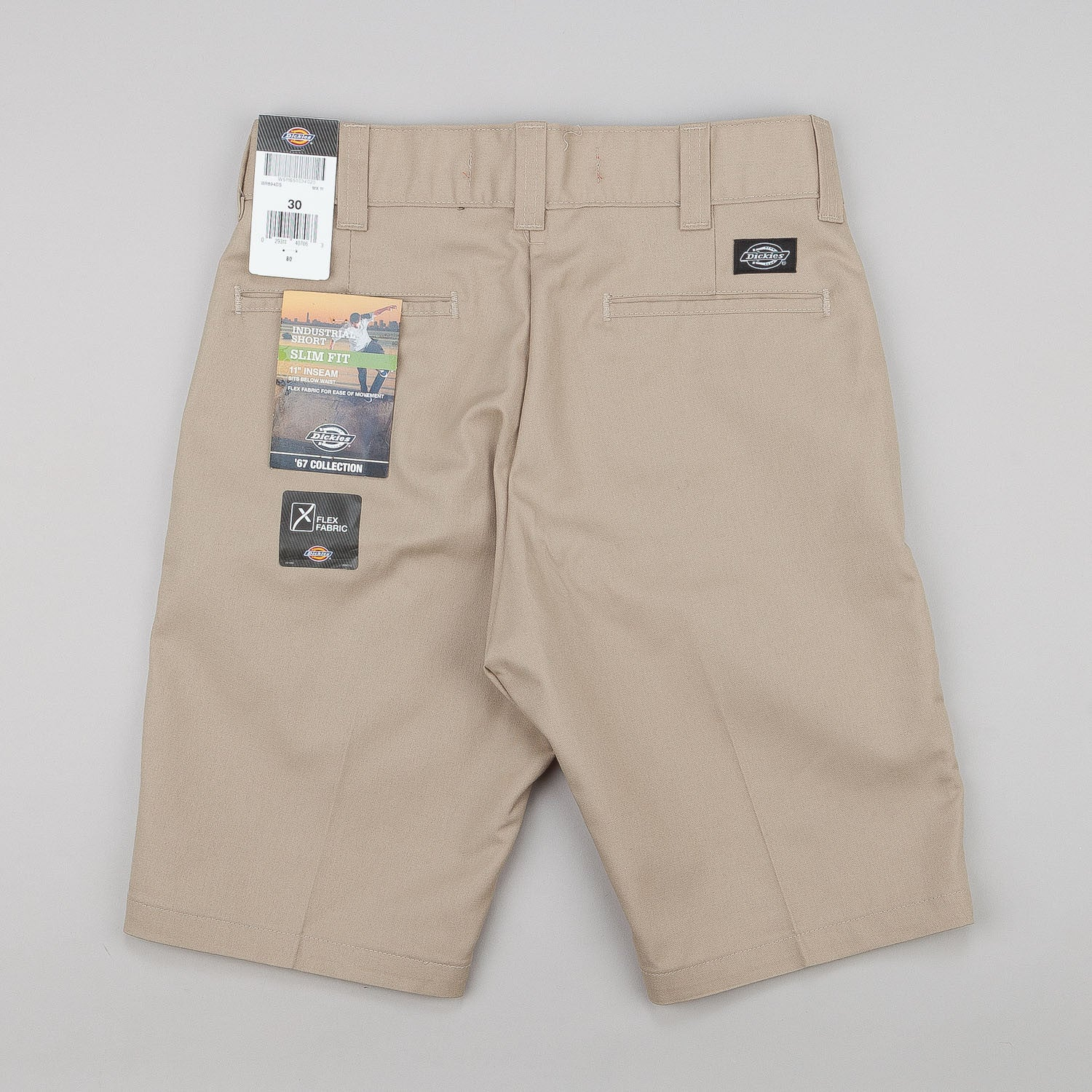 Dickies 894 Industrial Work Short - Desert Sand