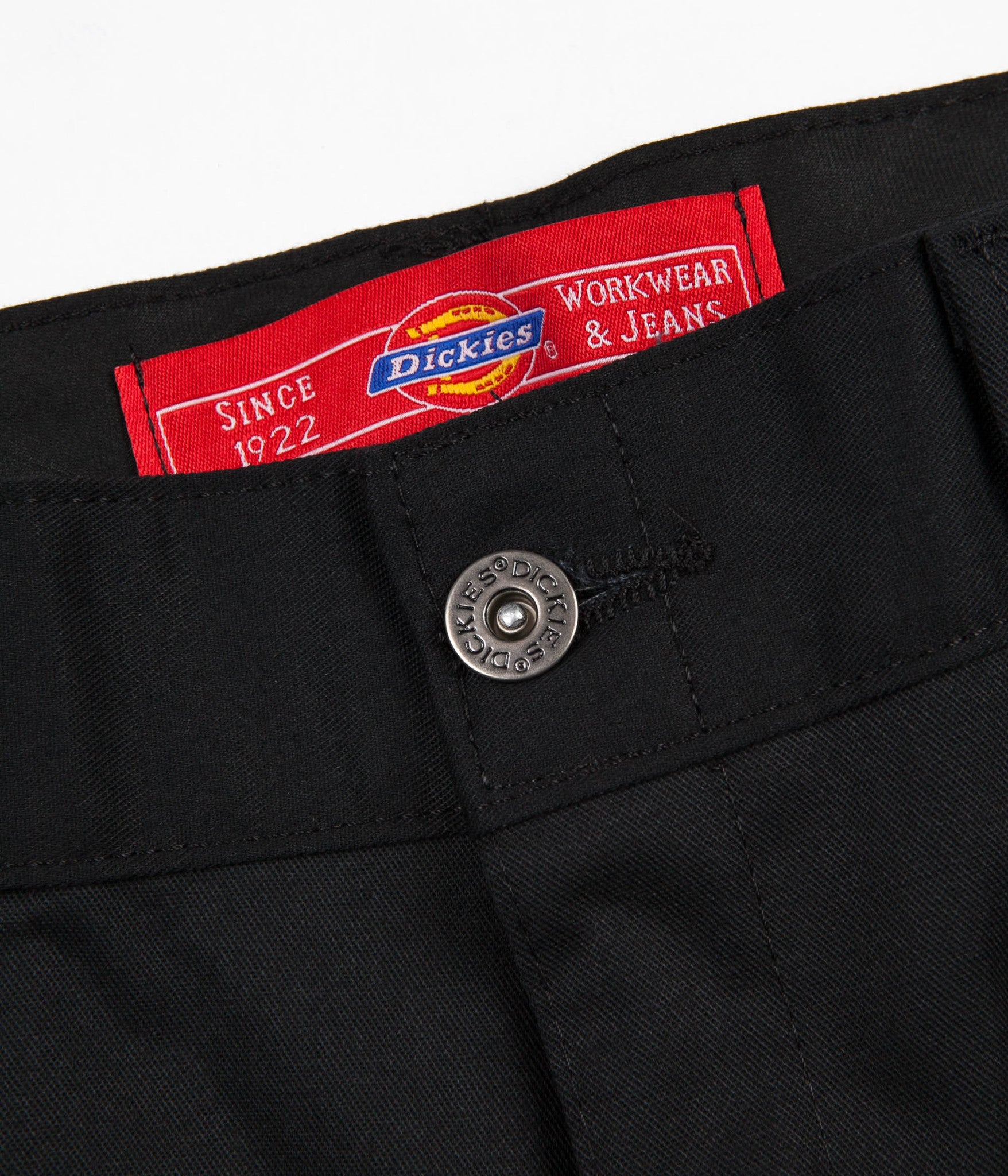 Dickies 894 Industrial Work Trousers - Black