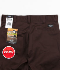 Dickies 894 Industrial Work Trousers - Chocolate Brown
