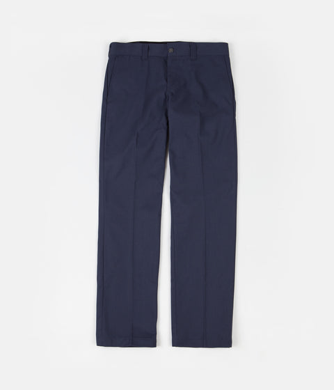 Dickies 894 Industrial Work Trousers - Navy Blue