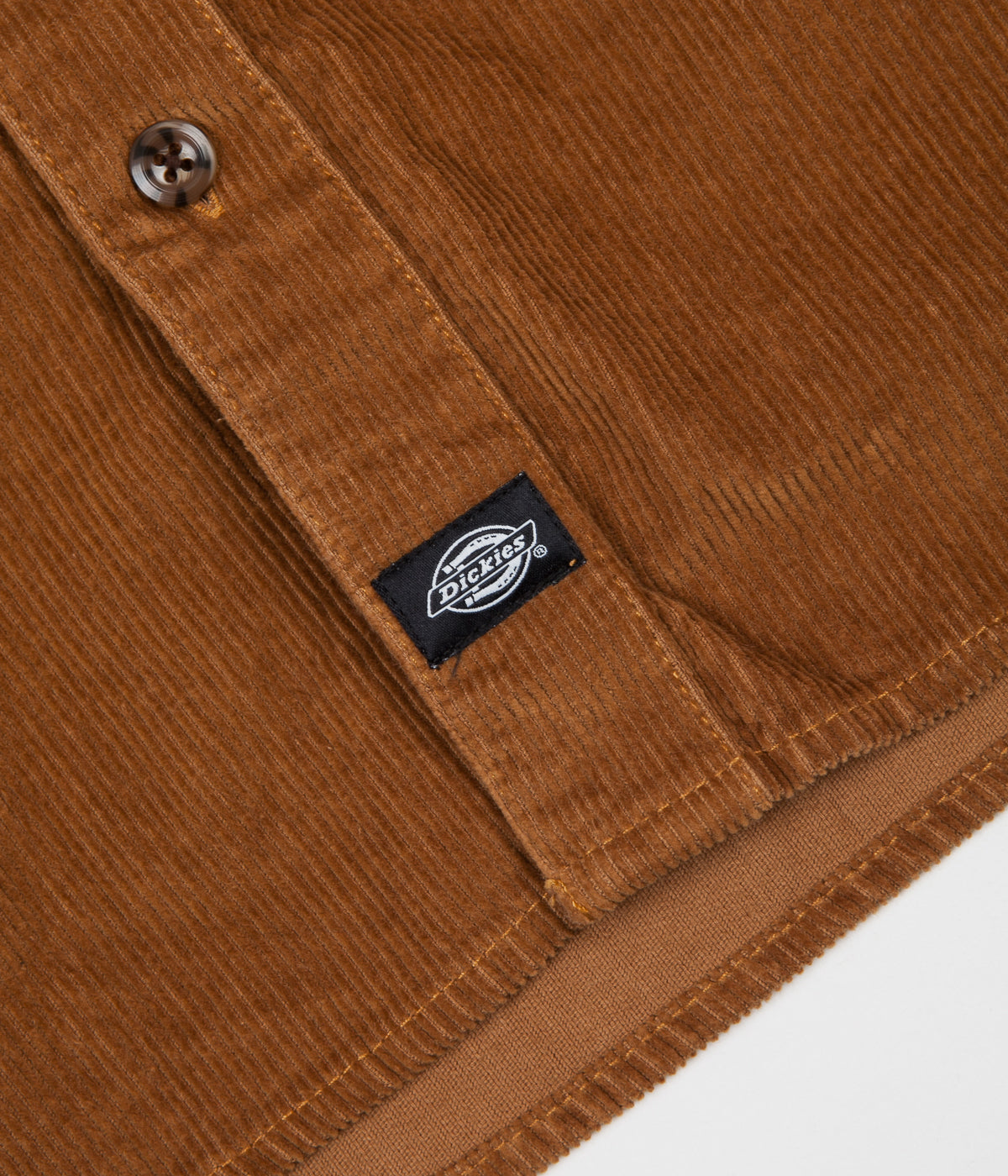 Dickies Arthurdale Shirt - Brown Duck