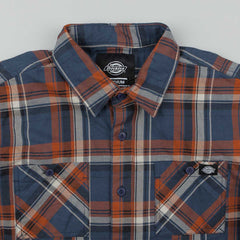 Dickies Atwood Shirt - Air Force Blue
