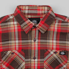 Dickies Atwood Shirt - Red