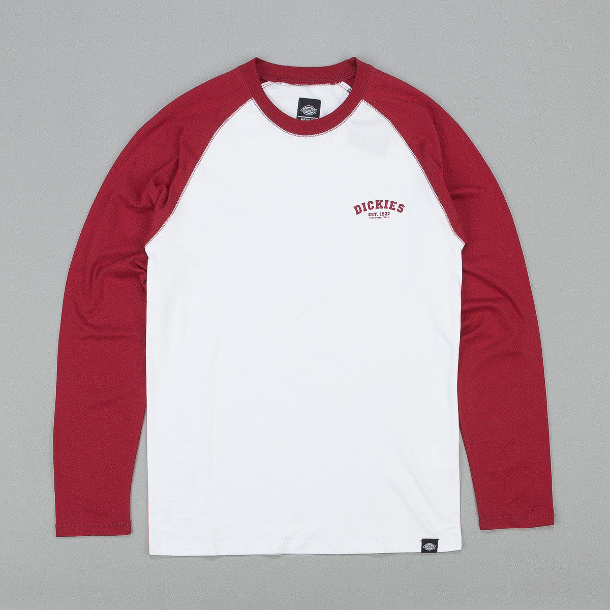 Dickies Baseball Long Sleeve T Shirt