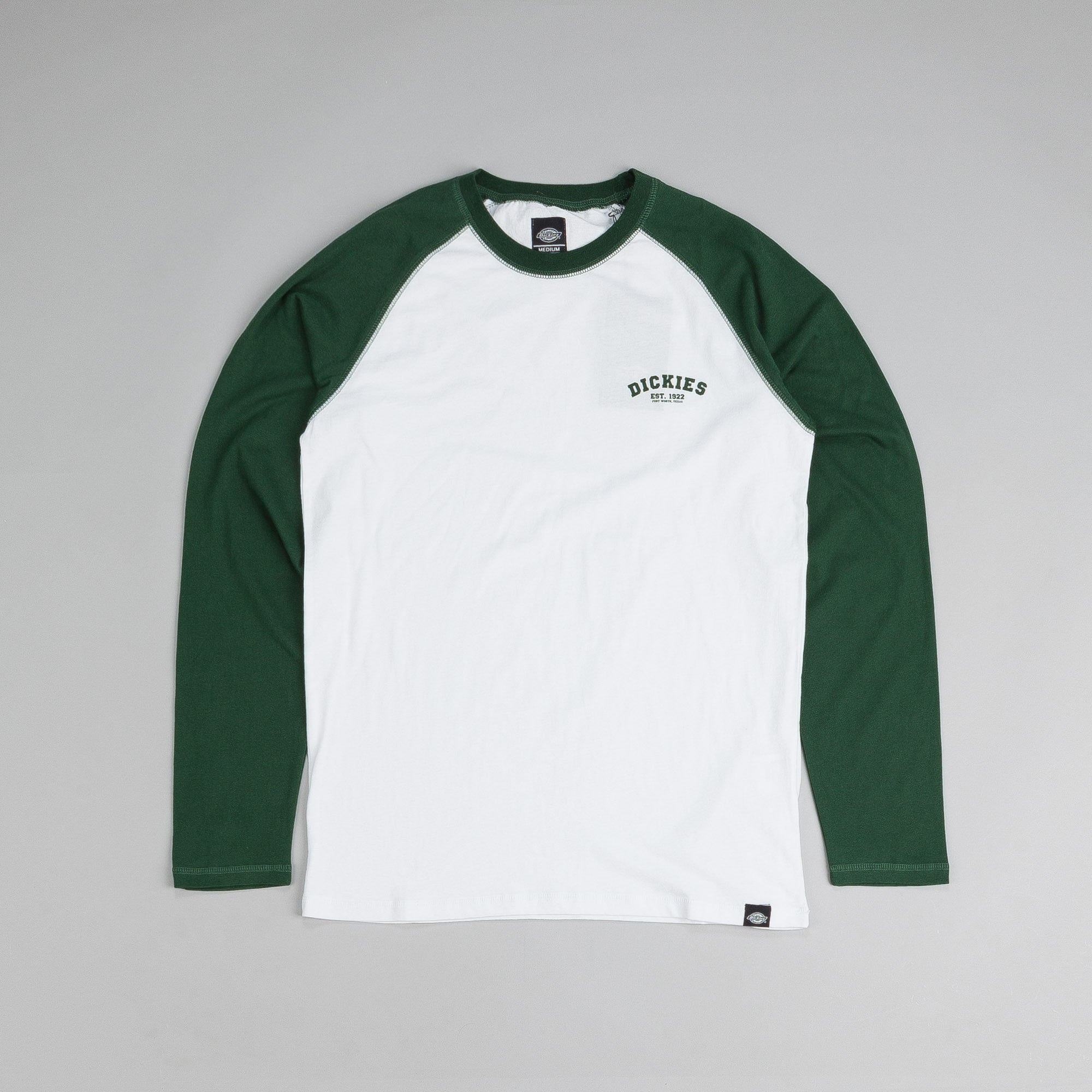 Dickies Baseball T Shirt Pine Green
