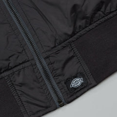 Dickies Bay City Bomber Jacket - Black