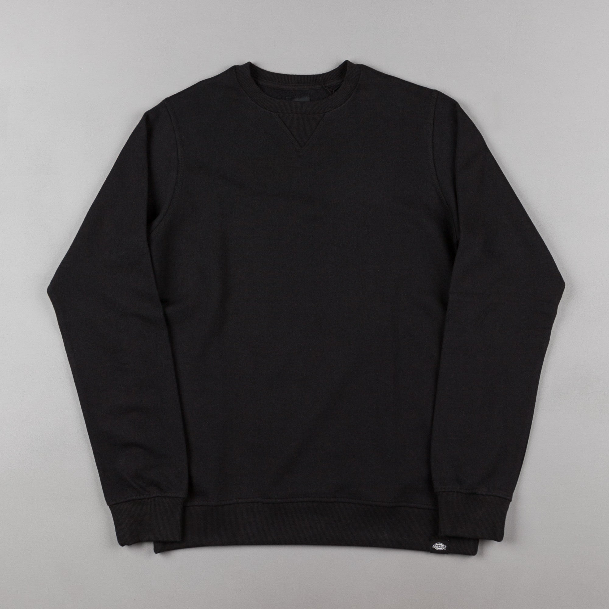 Dickies Washington Crew Neck Sweatshirt - Black